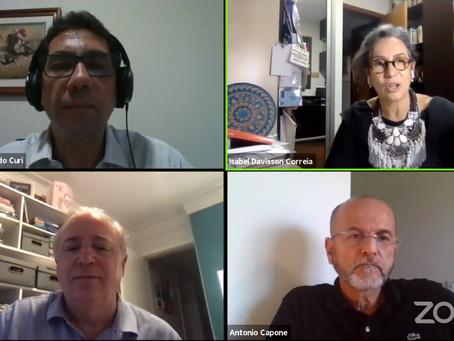Webinar debate segurança do paciente em cirurgias durante a pandemia