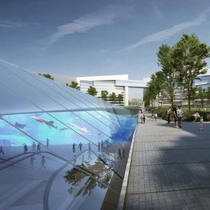 Memorial Aquarium Park| Cultural Landmark/ Place Making