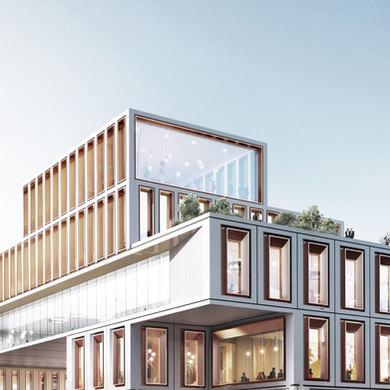 Revival of Times | Nanjing Soujian Center
