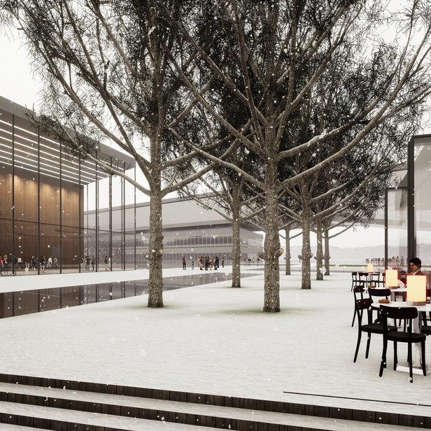 Creative R&D Campus | Vein Boulevard