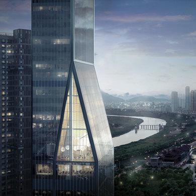 Sky Home of Maritime Silk Road| Urban Landmark