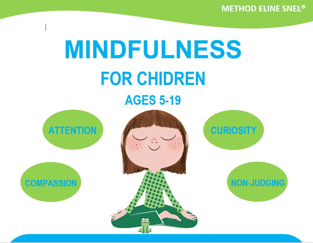 Mindfulness ENG (Age 4-7) SAT 1-2 PM