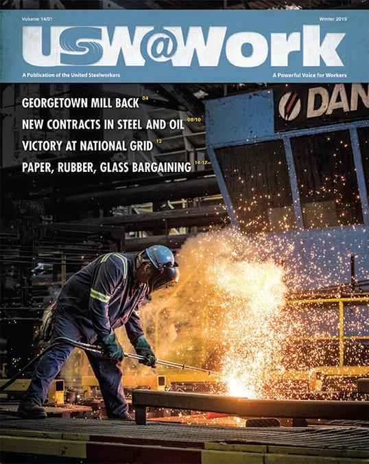 USW@Work: Volume 14, Issue 1
