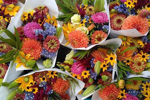 5$ Donation to Community Flower Fund