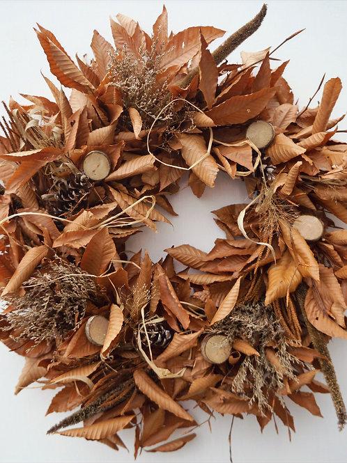Beech Wreath