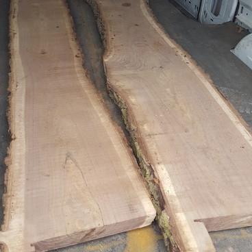 Raw Walnut Slabs