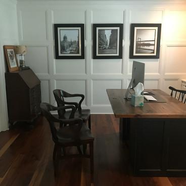 Custom Reclaimed Desk