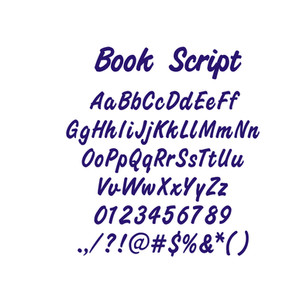 BOOK SCRIPT