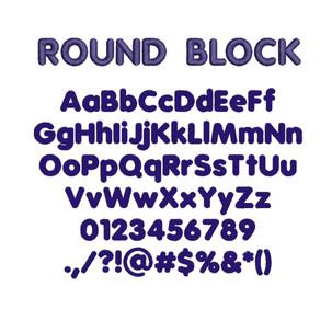 ROUND BLOCK