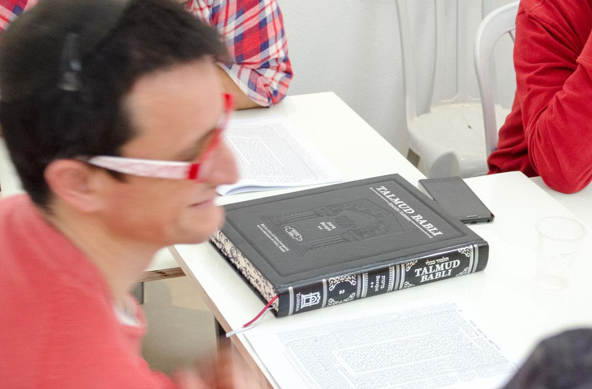 Estudiando Tashema