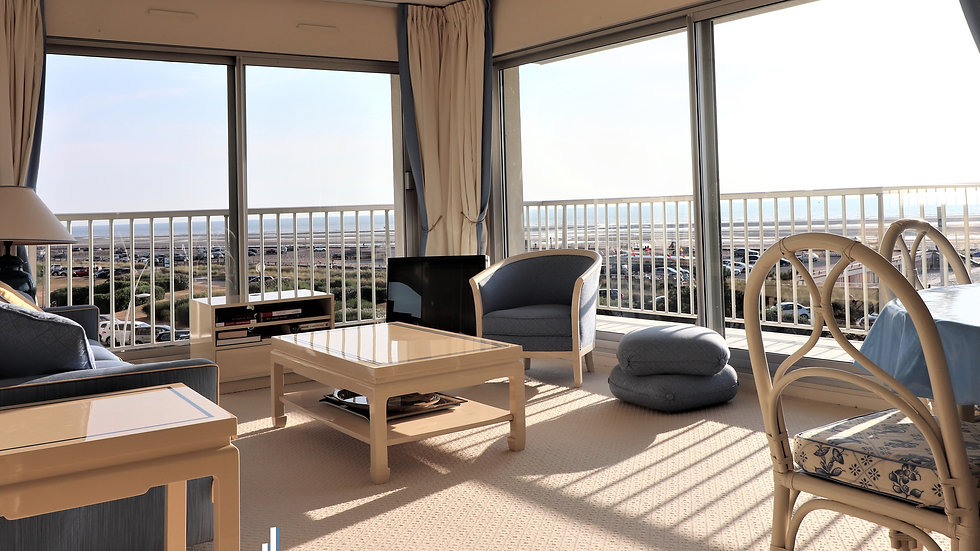 LE TOUQUET PARIS PLAGE - Appartement T3 Front de Mer