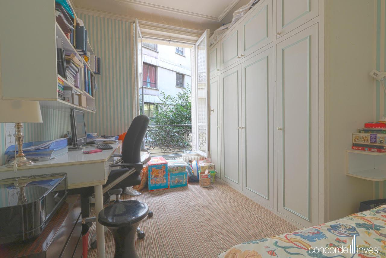 Chambre 1 Mirabeau