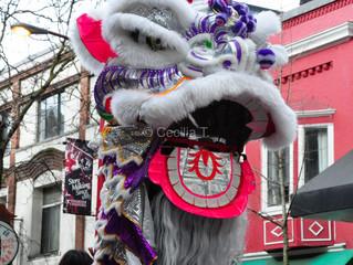 Ano Novo Chinês em Vancouver