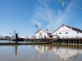 Steveston Village: Pertinho de Vancouver