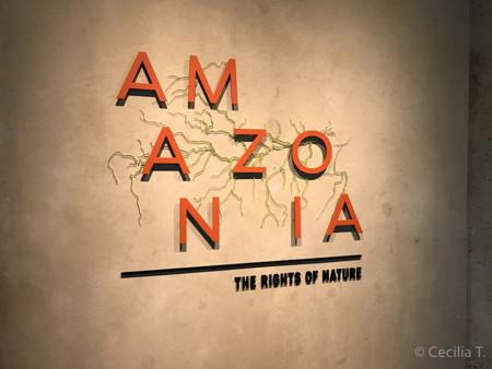 Amazonia no Museu de Antropologia em Vancouver