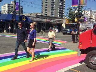 Pride Parade em Vancouver