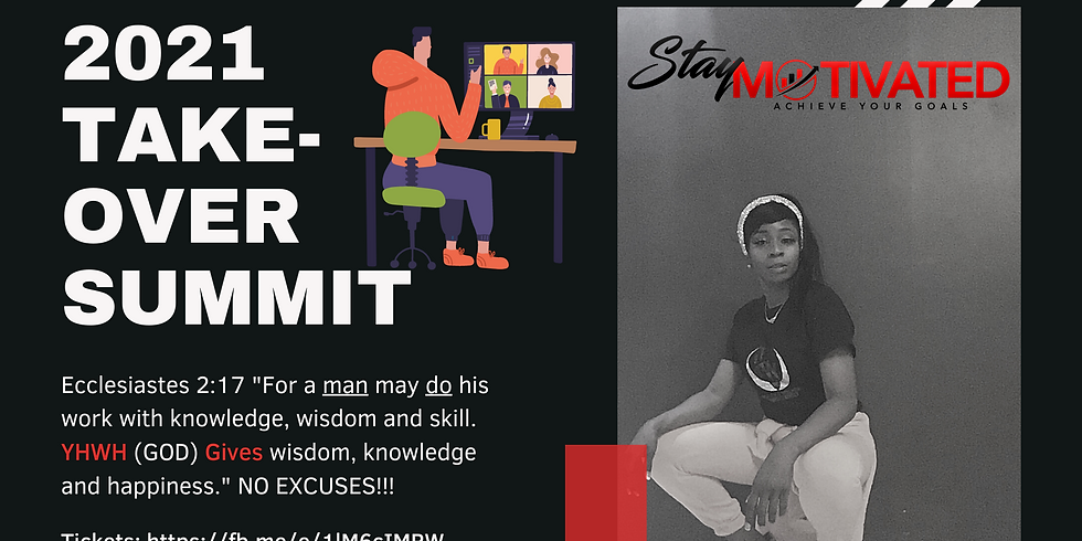 2021 Take-Over Mastery Summit