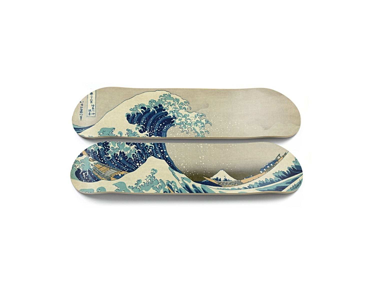 La Vague (Hokusai)