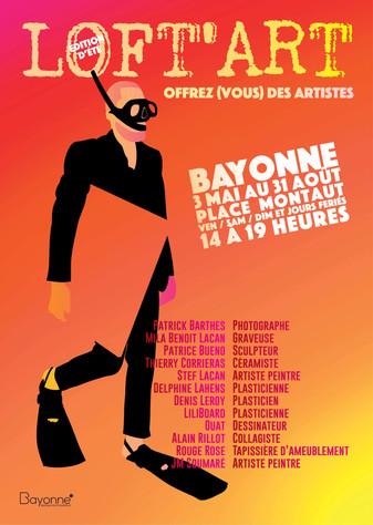 LOFT'ART Bayonne