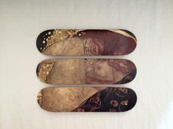 Danaé (G. Klimt)