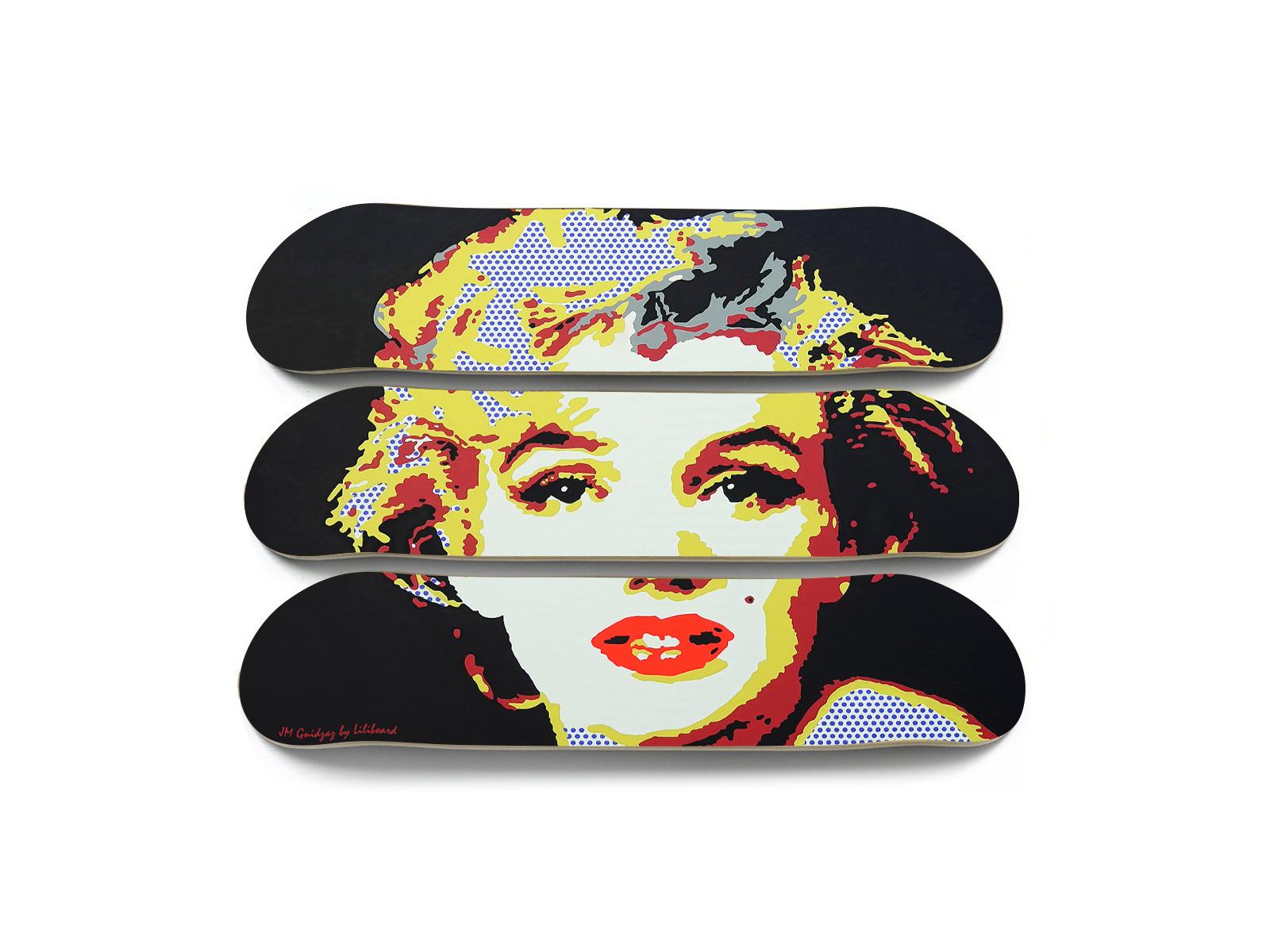 Marilyn-noir-JM-Gnidzaz