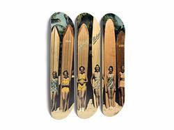 Les surfeuses