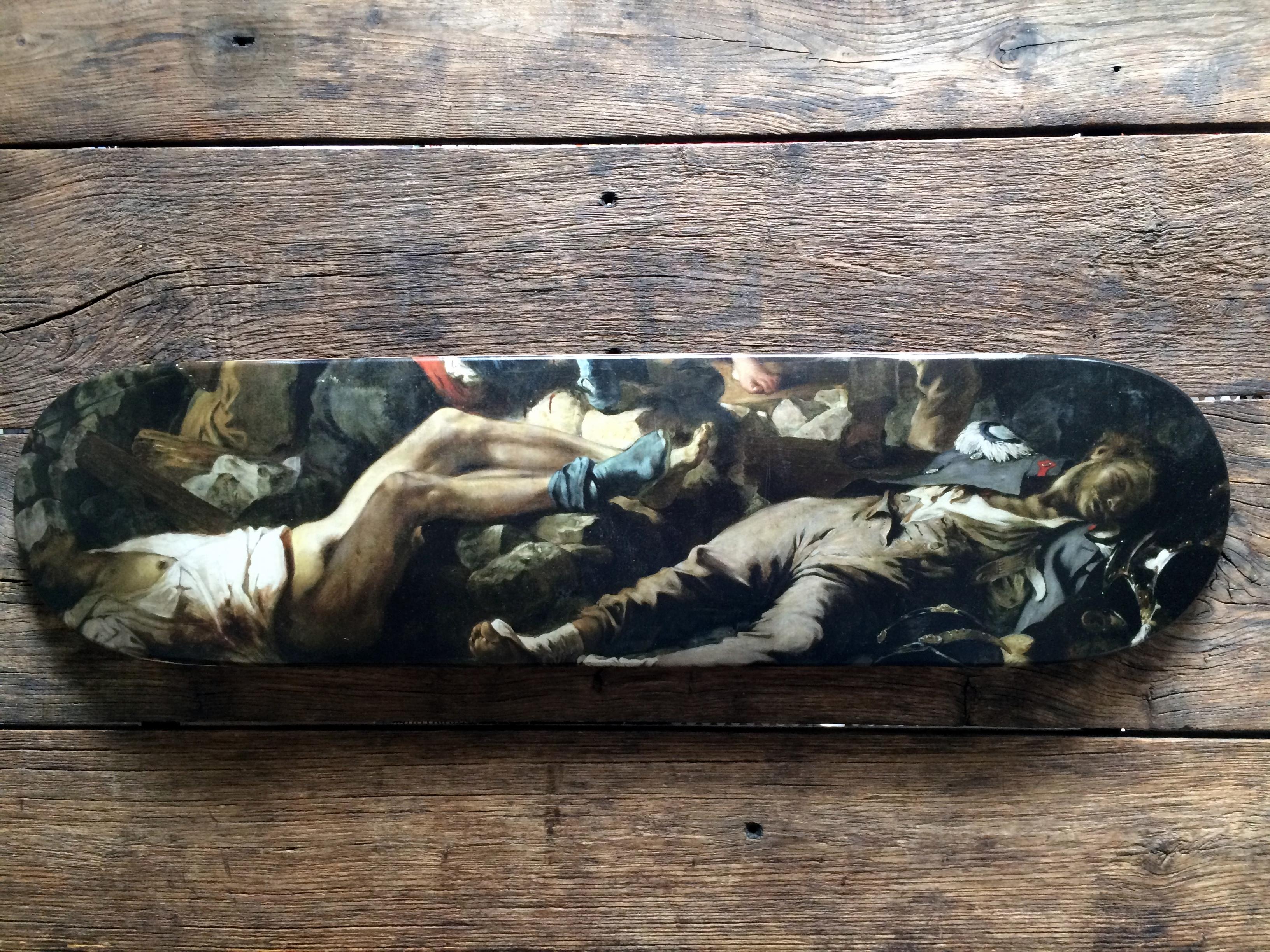 La Révolution (E. Delacroix)