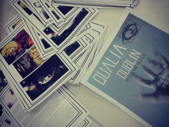 Qualia Dublin Magazine live!