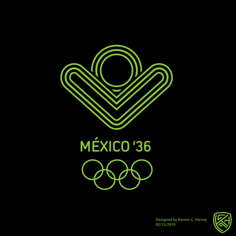 México City 2036 Summer Olympics Concept