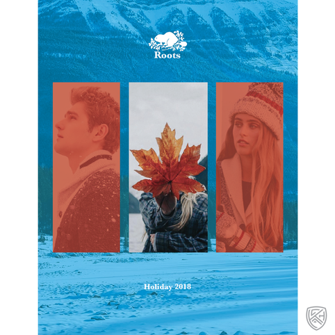 Roots Catalog Concept Cover