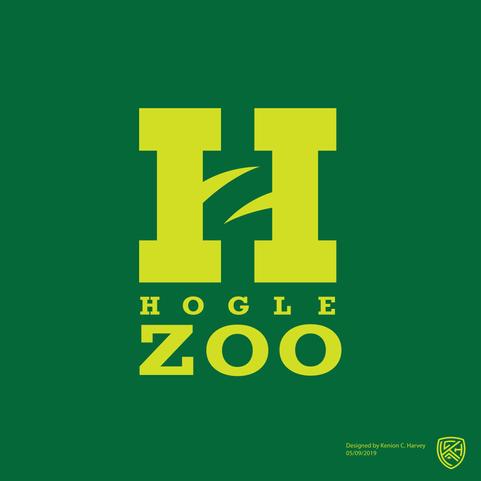 Hogle Zoo Concept Logo