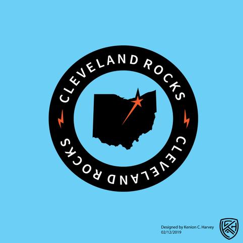 Cleveland Rocks Crest