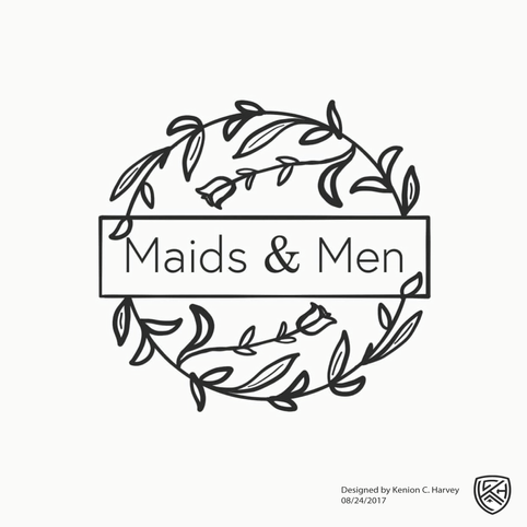 Maids & Men Primary Logo