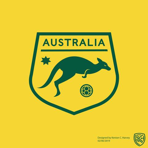 Australian Soccer Crest Concept