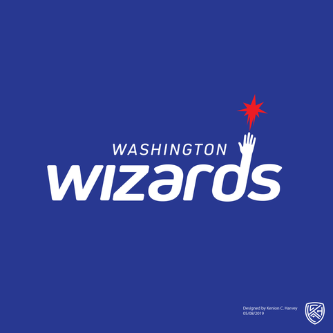 Washington Wizards Concept Logo