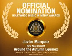 Certificate Noms HMMA Javier