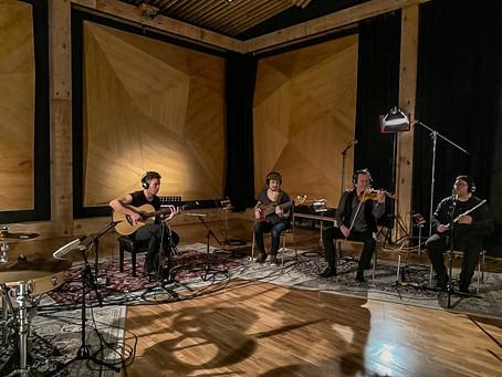 Grabación del directo de Pipo Romero en Estudio Uno