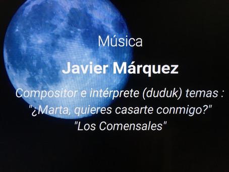"""Grabación Música para Película """"El Profeta del Desierto"""""""