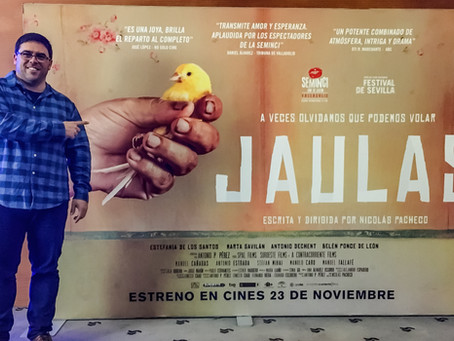 """Estreno Película """"Jaulas"""" en Cines"""