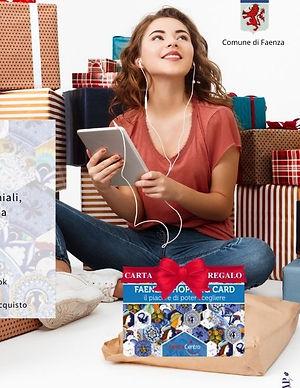 Promozione Gift Card _UN NATALE PIENO DI