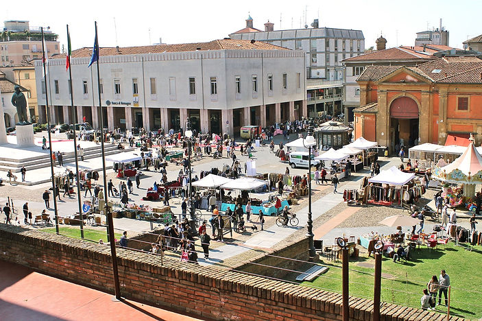 Lugo Vintage Festival, passate edizioni