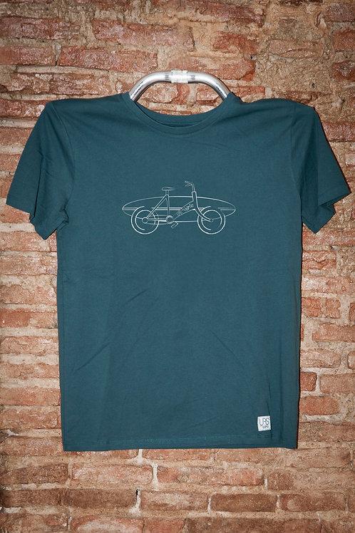 Camiseta Crescent Bikesurf