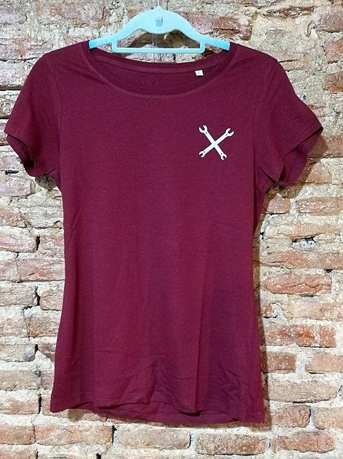 Camiseta Crescent Reflectante
