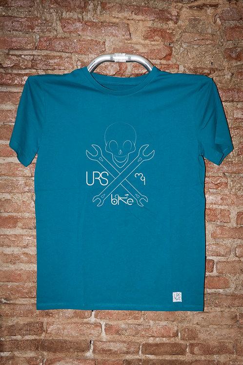 Camiseta Crescent Calavera