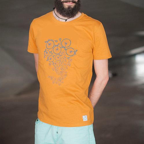Oferta Camiseta Crescent Remolbikes
