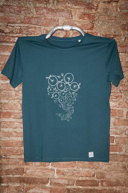 Camiseta Crescent Remolbikes