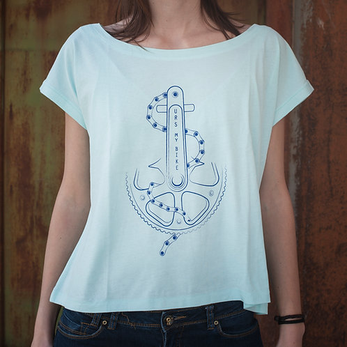 Camiseta Elektra Ancla