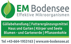 EM Bodensee Effektive Mikroorganisme
