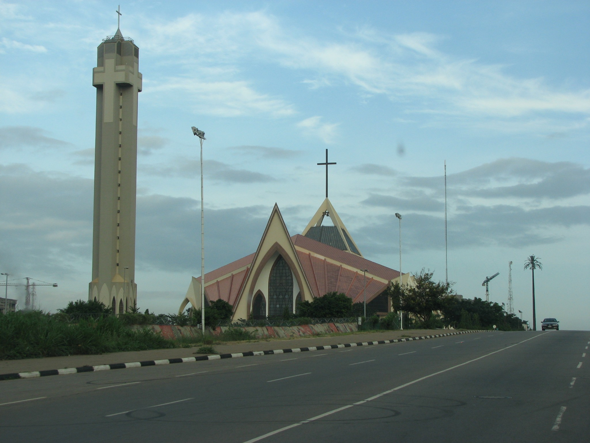 National Cathedral, Abuja