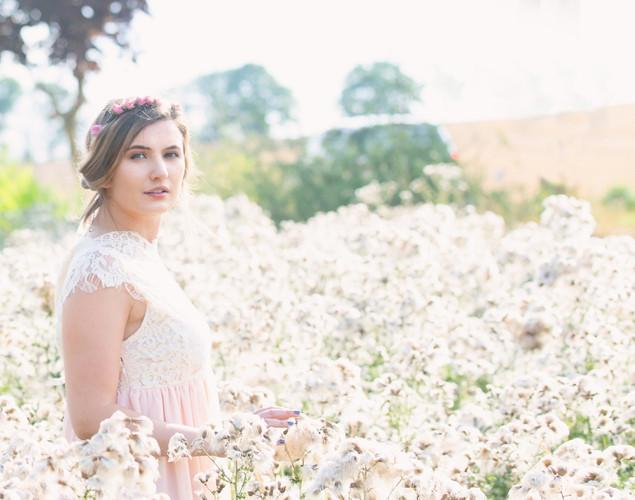 florale girl
